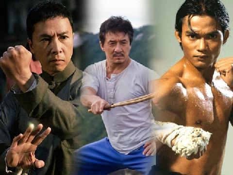 Thành Long, Tony Jaa tham gia 'Diệp Vấn 4' của Chân Tử Đan?