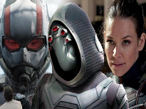 Nữ ác nhân trong 'Người Kiến và chiến binh Ong' là ai và có dị năng gì?