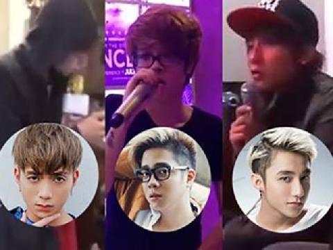 Hóng sao Việt hát karaoke, ai sở hữu giọng ca xuất sắc nhất?