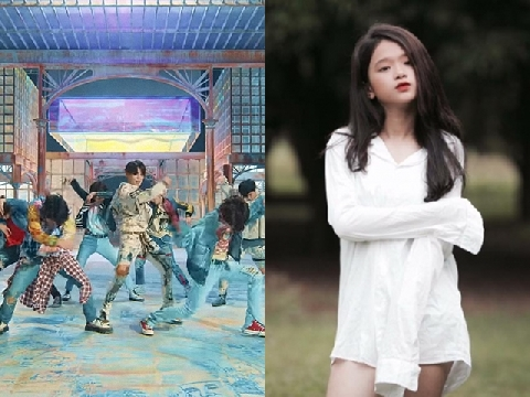Cả gan tung MV cover Fake Love, Linh Ka bị ném đá không thương tiếc