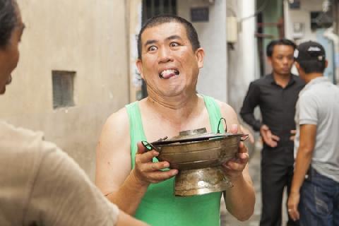 Hài Nhật Cường: Kỳ án ăn cơm trước kẻng