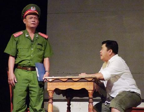 Hài Tấn Hoàng: Người nhà quê