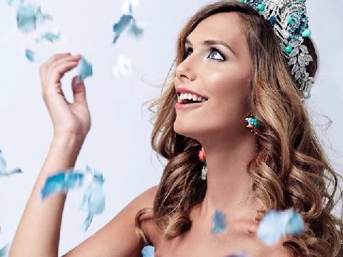 Nhan sắc nóng bỏng của người đẹp chuyển giới đăng quang Hoa hậu Tây Ban Nha