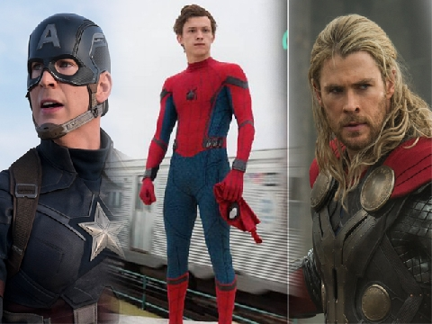 Bạn có bao giờ 'soi' xem siêu anh hùng thuận tay nào chưa?
