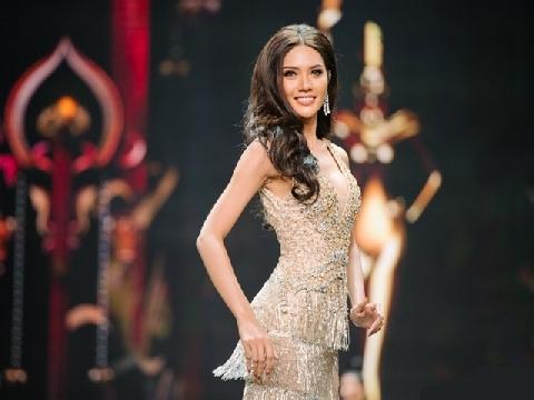 Tân Hoa hậu Hòa bình Thái Lan: đẹp lộng lẫy như nữ hoàng