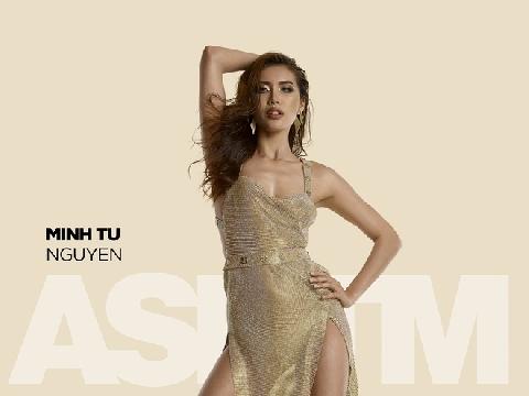 Minh Tú gợi cảm và sang chảnh trở lại với Asia's Next Top Model