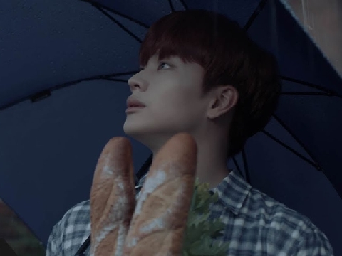 When it rains - BTOB-BLUE
