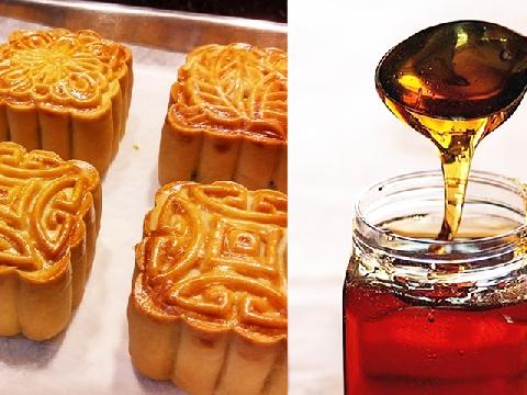 Cách làm 2 loại nước đường cho bánh nướng Trung Thu