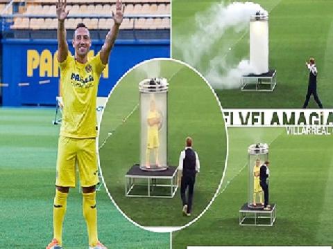 Cazorla ra mắt Villarreal bằng màn ảo thuật có 1-0-2