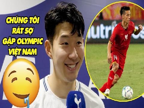 """[Hài] Son Heung Min: """"Hàn Quốc sẽ làm mọi thứ để tránh Olympic Việt Nam tại Asiad 2018"""""""