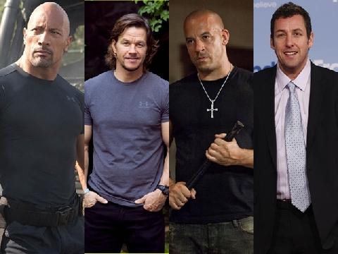 4 diễn viên nam có thu nhập trên 1000 tỉ