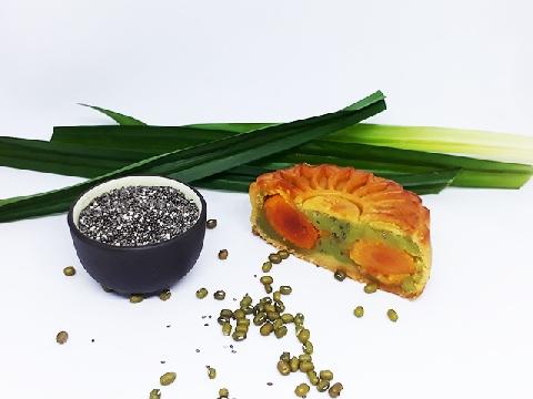 Cách làm bánh trung thu nhân dứa đậu xanh