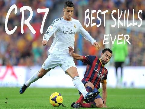 Những pha bóng để đời của CR7 tại Real Madrid (P4)