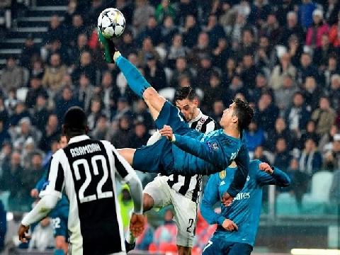 Những pha bóng để đời của CR7 tại Real Madrid (P5)