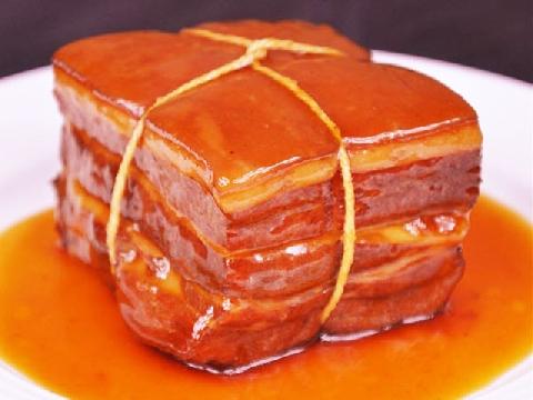 Thịt kho Đông Pha - món ăn huyền thoại của ẩm thực Trung Hoa