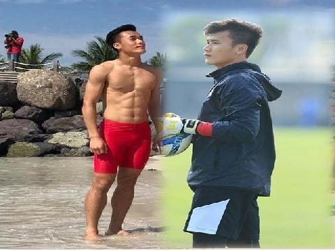 4 Bí Kíp Có Cơ Bụng 6 MúiI Như Thủ Môn U23 Việt Nam Bùi Tiến Dũng