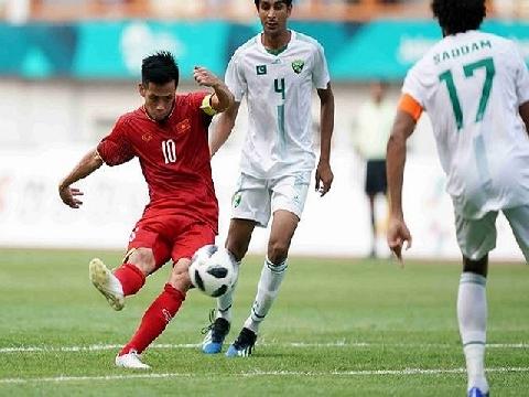 10 bàn thắng đẹp nhất vòng bảng ASIAD 2018: Gọi tên Văn Quyết