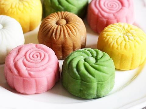 Cách làm bánh dẻo lạnh - biến tấu mới trong mùa trung thu 2018