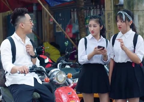 Mv Chế: Đại ca học đường - Đỗ Duy Nam