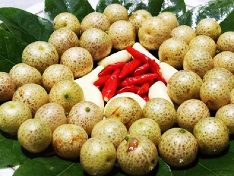 Hạt mắc mật - gia vị đặc biệt cho những món ăn Tây Bắc