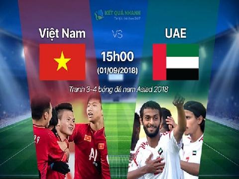 Nhận định chung kết và trận tranh hang 3 Asiad 2018