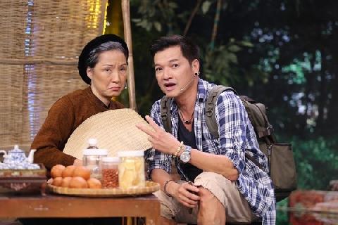 Tiểu phẩm hài: Quê Hương - Quang Minh, Hồng Đào, Vicky, Bé Tí Tẹo