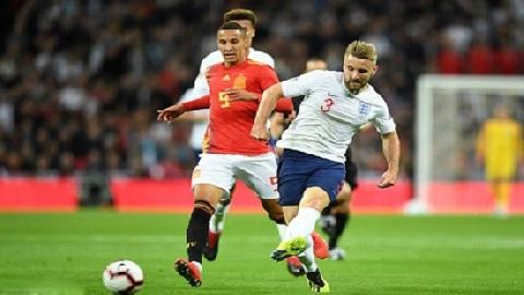 Anh 1-2 Tây Ban Nha (UEFA Nation League 2018/19)