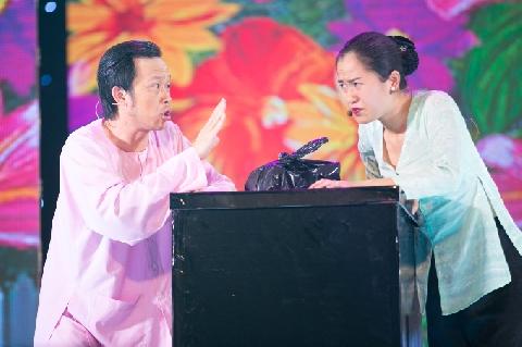 Hài Lâm Vỹ Dạ: Cạm bẫy tình