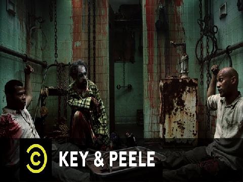 Key & Peele: Hai đánh một, chả chột cũng què!