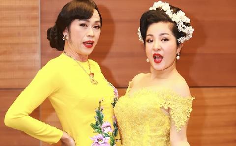 Hài Hoài Linh: Con cưng hỏi vợ