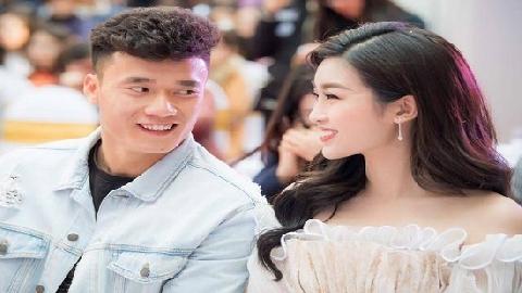 Hoa hậu Đỗ Mỹ Linh nói về chuyện bị chửi bới đe dọa vì thủ môn Bùi Tiến Dũng