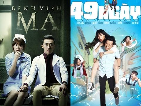 3 bộ phim nên duyên cho các cặp đôi trong showbiz Việt