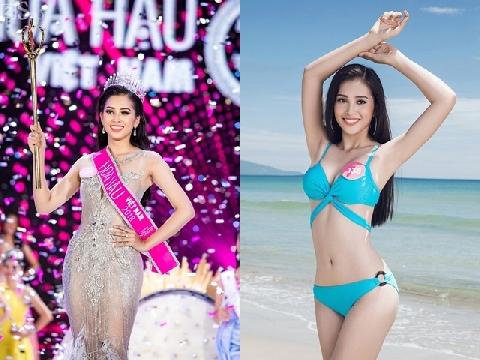 Những điều ấn tượng nhất ở tân Hoa hậu Việt Nam 2018