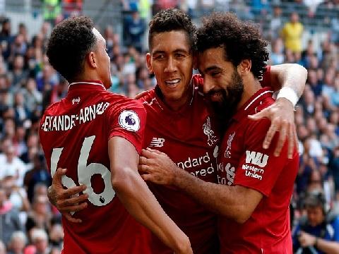 Liverpool 3-2 PSG (Bảng C Champions League)