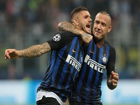 Inter 2-1 Tottenham (Bảng B Champions League)