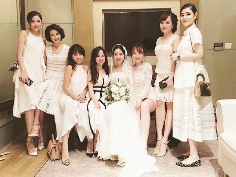 4 kiểu trang phục dự đám cưới cực xinh cho nàng