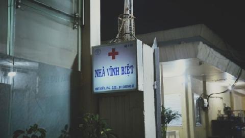 Nhà vĩnh biệt bệnh viện Chợ Rẫy - nơi ở của những hồn ma