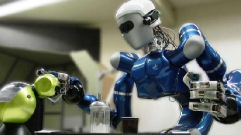 Robot trợ lý cho phi hành gia trên trạm vũ trụ