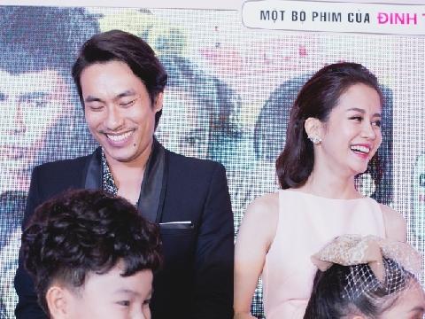 Kiều Minh Tuấn - An Nguy lơ đẹp nhau trong sự kiện sau khi công khai tình yêu