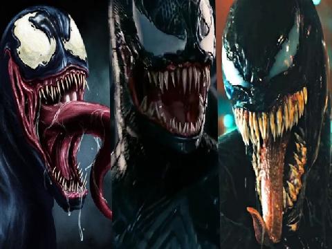 'Quái vật' Venom đã thay đổi thế nào trong 23 năm?