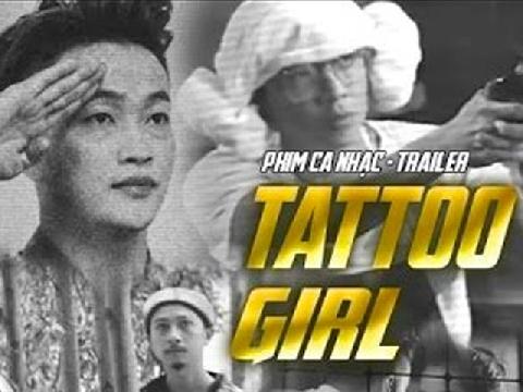 [Phim Ca Nhạc] Tattoo Girl - HKT, Lâm Chấn Khang, Hứa Minh Đạt