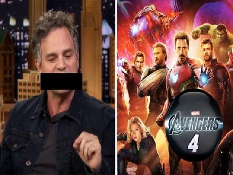 'Hulk' Mark Ruffalo tiết lộ nội dung 'Avengers 4'?