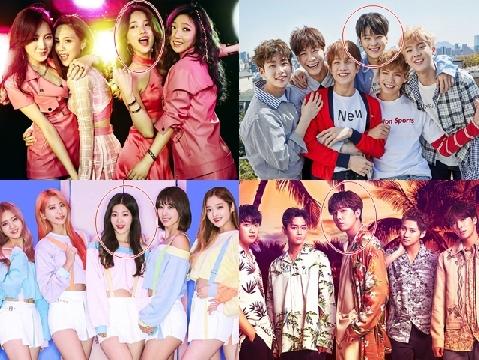Số phận bi thương cho nhóm nhạc Kpop chỉ một người nổi tiếng