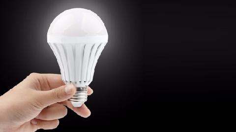 Ảo thuật phát sáng bóng đèn không cần điện