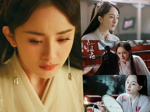 Dương Mịch ơi, sao chị khóc mà vẫn đẹp vậy trời!