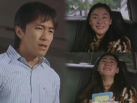 Trương Bá Chi khóc nức nở vì 1 câu nói của Châu Tinh Trì