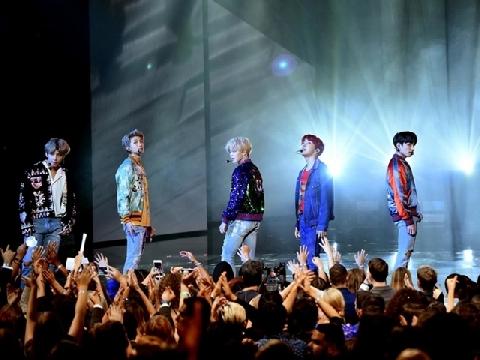 BTS được ưu ái tại Mỹ nhưng lại bị ''ghẻ lạnh'' tại quê nhà Hàn Quốc