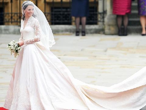Đã mắt với 9 váy cưới đẹp - độc - đắt nhất thế giới!