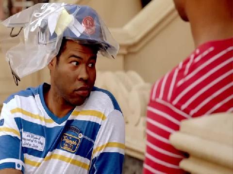 Key & Peele: Mũ hàng hiệu