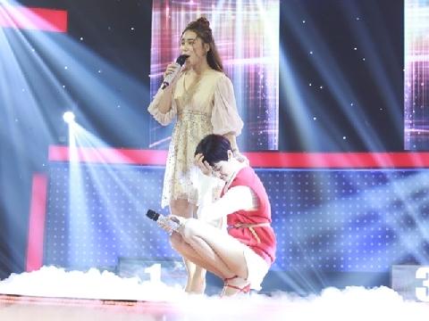 Hiền Hồ ra tay ''bạo hành'' hot girl ''phá nát'' hit của mình